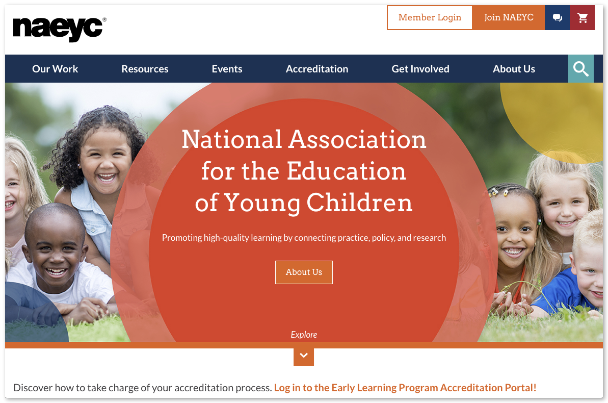 National Association for the Education of Young Children (NAYEC)