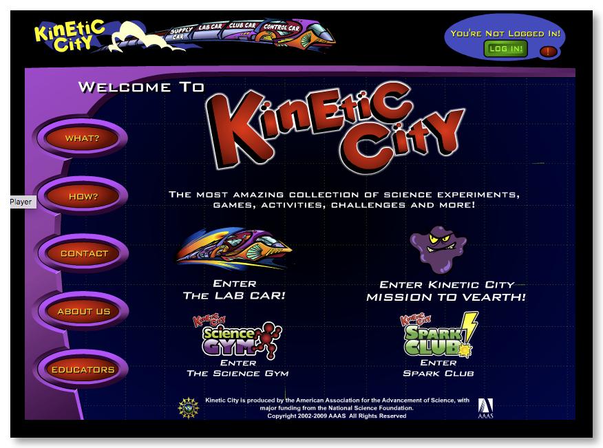 Kinetic City
