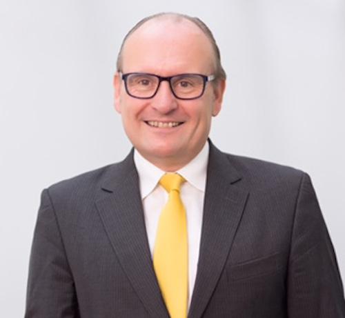 Christian Köhler,  Markenverband   Hauptgeschäftsführer