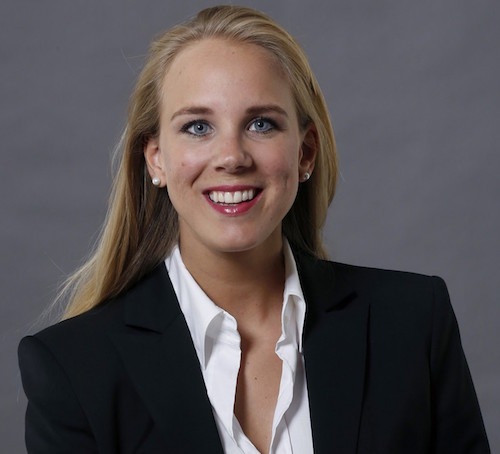 Vanessa C. Hasse,  EY   Manager (Strategy)