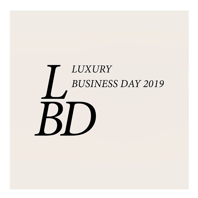 NEO LUXURY: With increasing self-evidentness, people curate what they consume. Especially in the luxury segment. What consumer-initiated trends such as co-creation, sustainability mean for business models, brands, leadership, products and marketing was at the core of this year's LBD Luxury Business Day.  Read more: link in bio. — #LuxuryBusinessDay2019 #LuxuryBusinessDay #NEOluxury #luxuryconference #munich #luxurynetworking