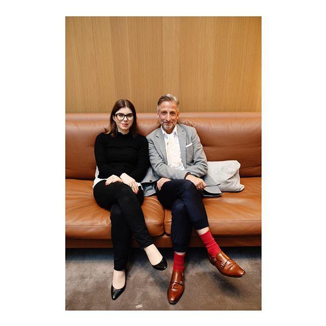 Julia Riedmeier (INLUX) und Dr. Jörg Meurer (KEYLENS) researched the phenomenon of NEO LUXURY, which manifests the third era of luxury. Sustainable, purpose driven, sophisticated.  Read more: link in bio — #LuxuryBusinessReport #LuxuryBusinessDay #NEOluxury #INLUX #KEYLENS #luxurymanagement #businessofluxury