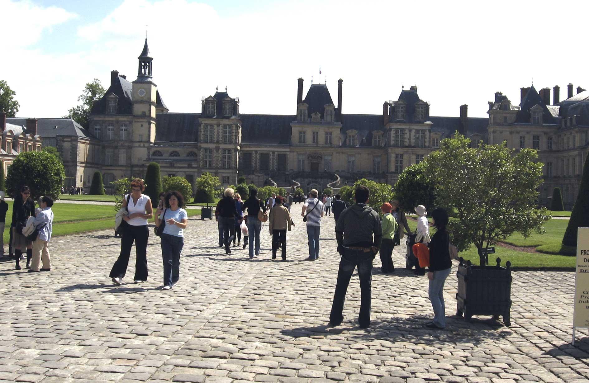 Fontainebleau 2007