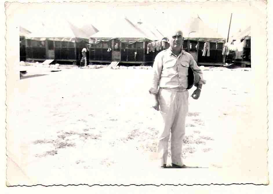Major John Tindall, Commanding Officer