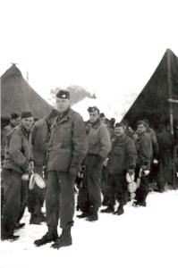 Captain Ira Hart, Septemes France, 1945.