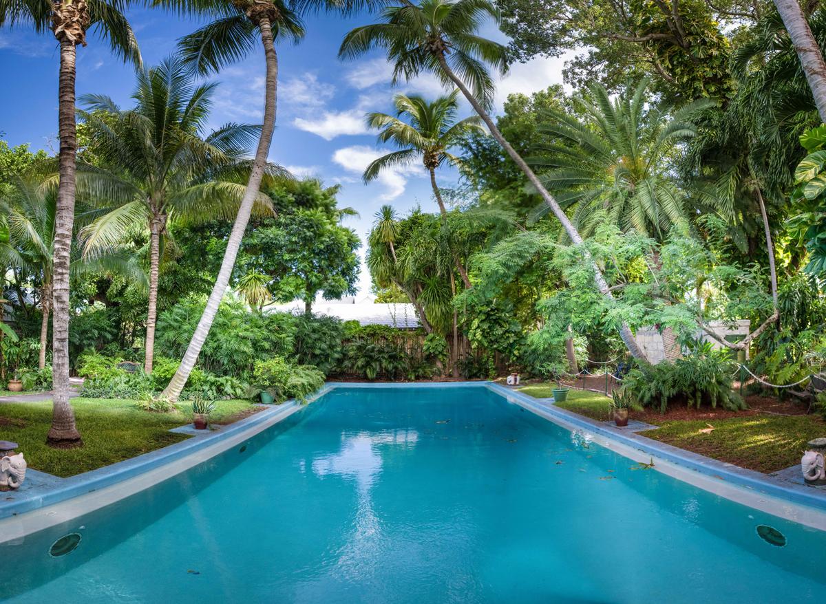 Photos Taken at Hemingway Home in Key West, Florida, on October 4, 2014.
