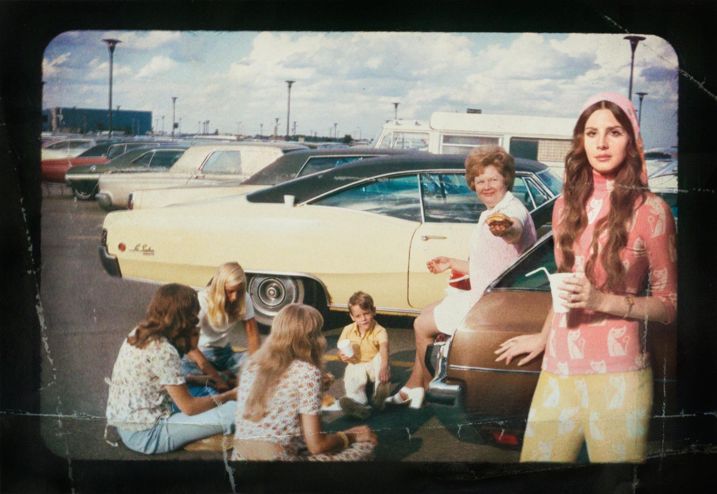 Lana Del Rey Flaunt Magazine