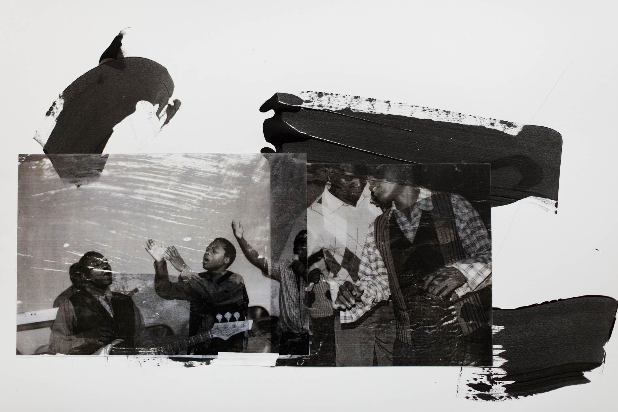 © Gabriele Stabile, Dance, dance, dance , 2007, serie Til The Sun Turns Black, courtesy Le Magasin de Jouets