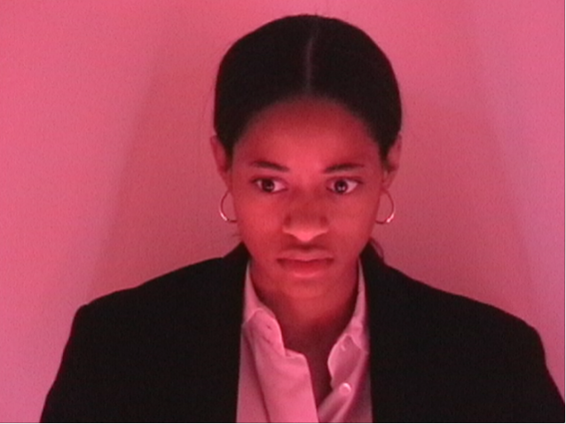 Still from Kilo Kish Installation film 'It's What I Thought I Wanted'