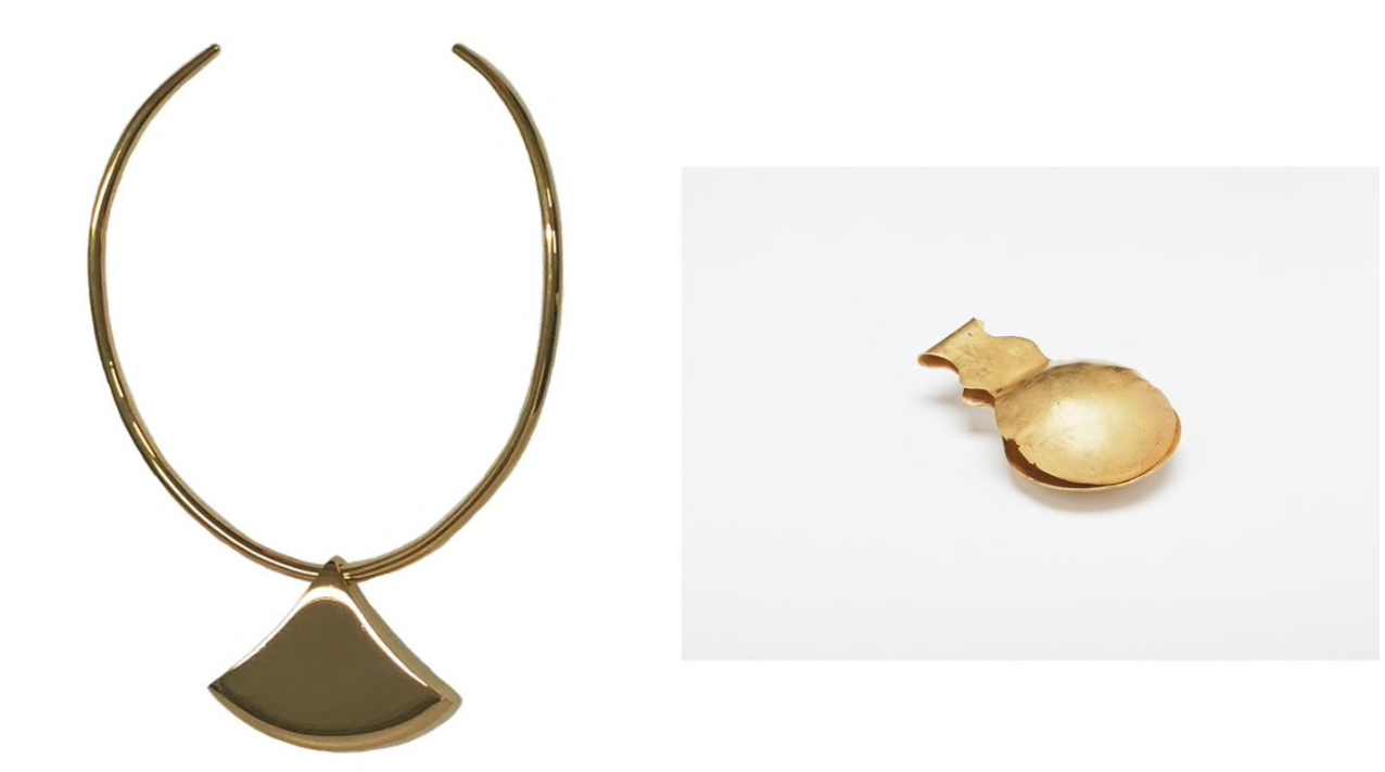 A Gabriela Artigas & Co necklace inspired by LACMA art | c/o Los Angeles County Museum of Art