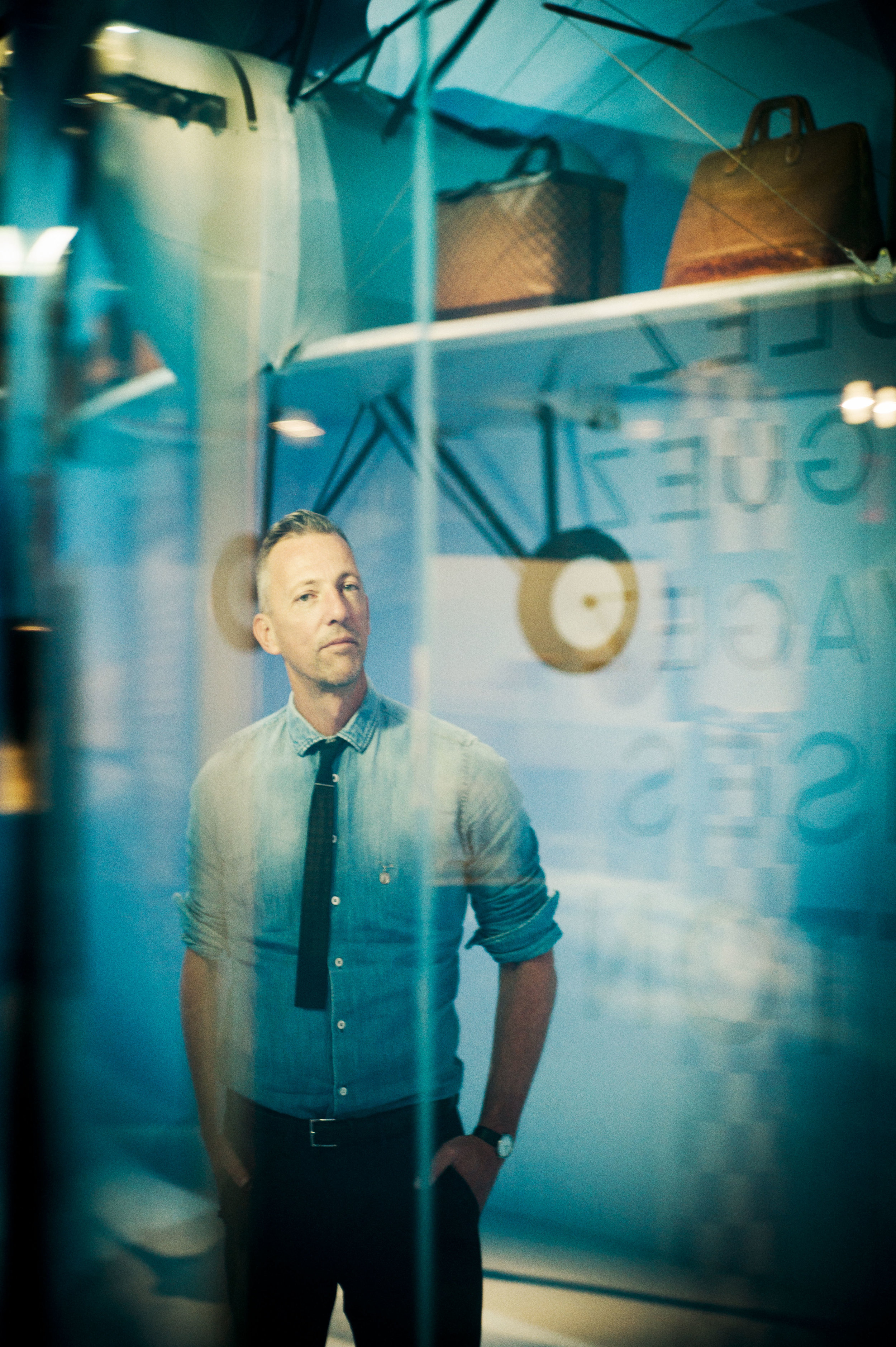 Olivier Saillard | photographed by ioulex at American Stock Exchange Building