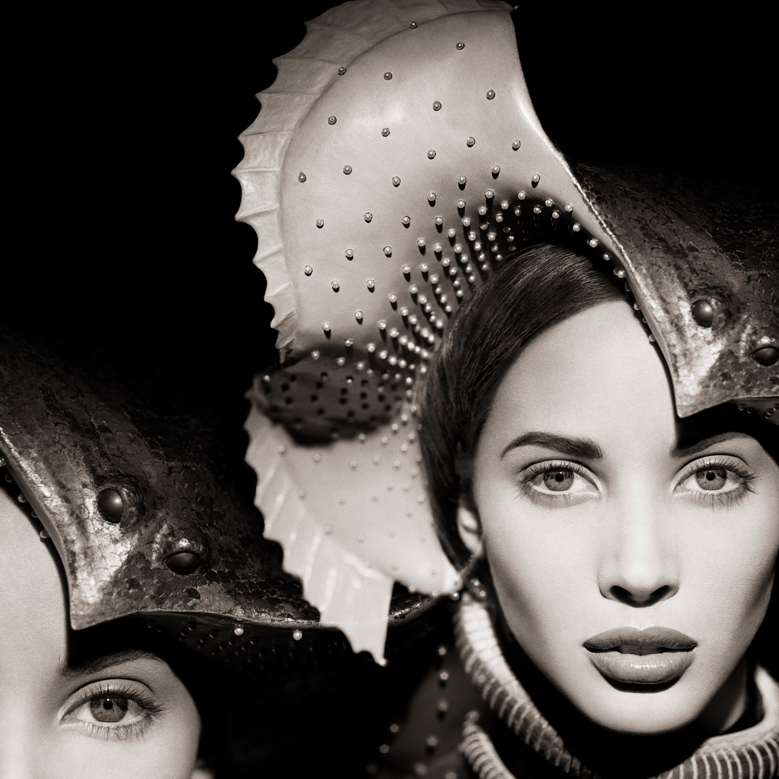 Christy Turlington, Manta Ray, The Surreal Thing, Series, New York, 1987