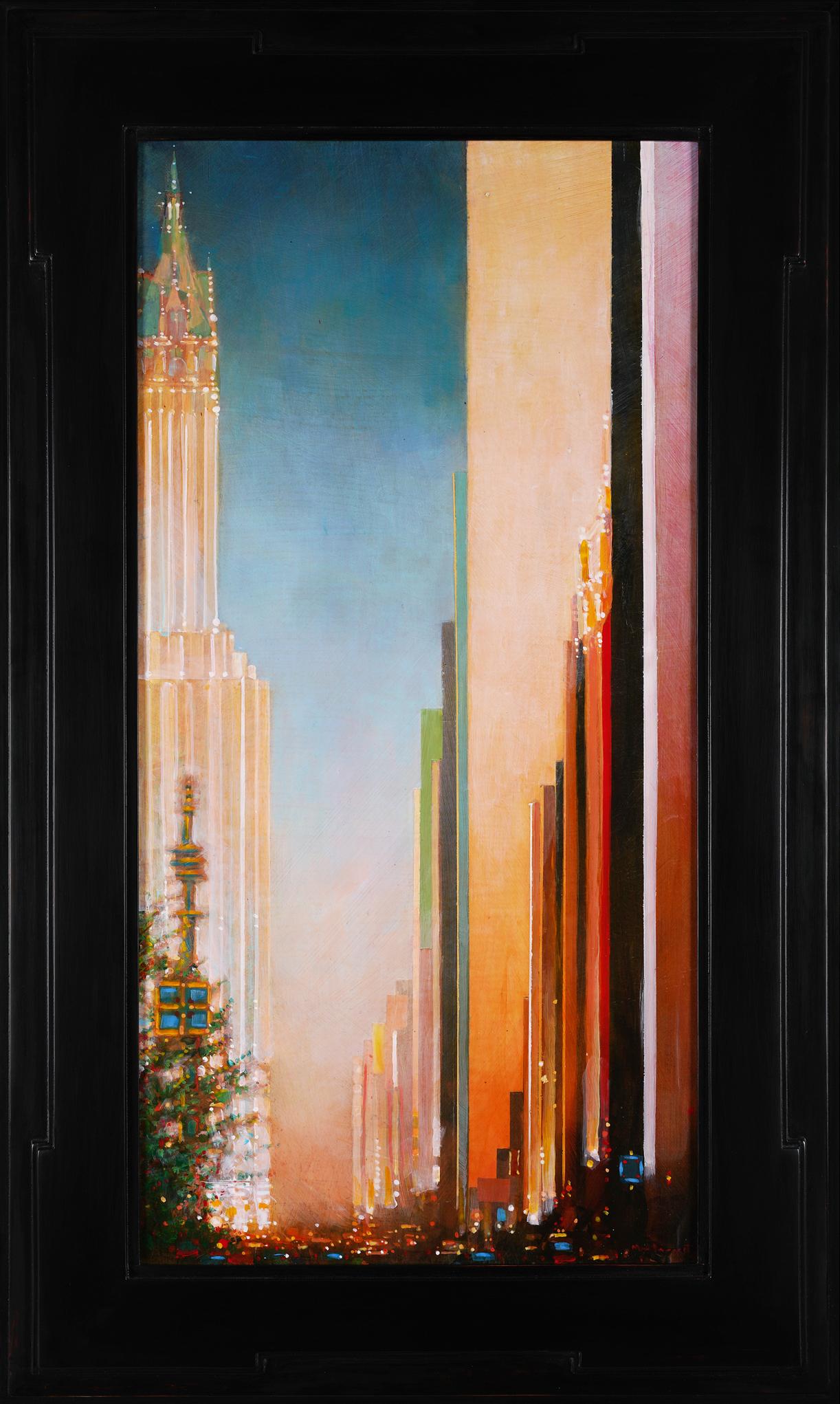 "Mark Innerst. ""Central Park South"" (2018)."
