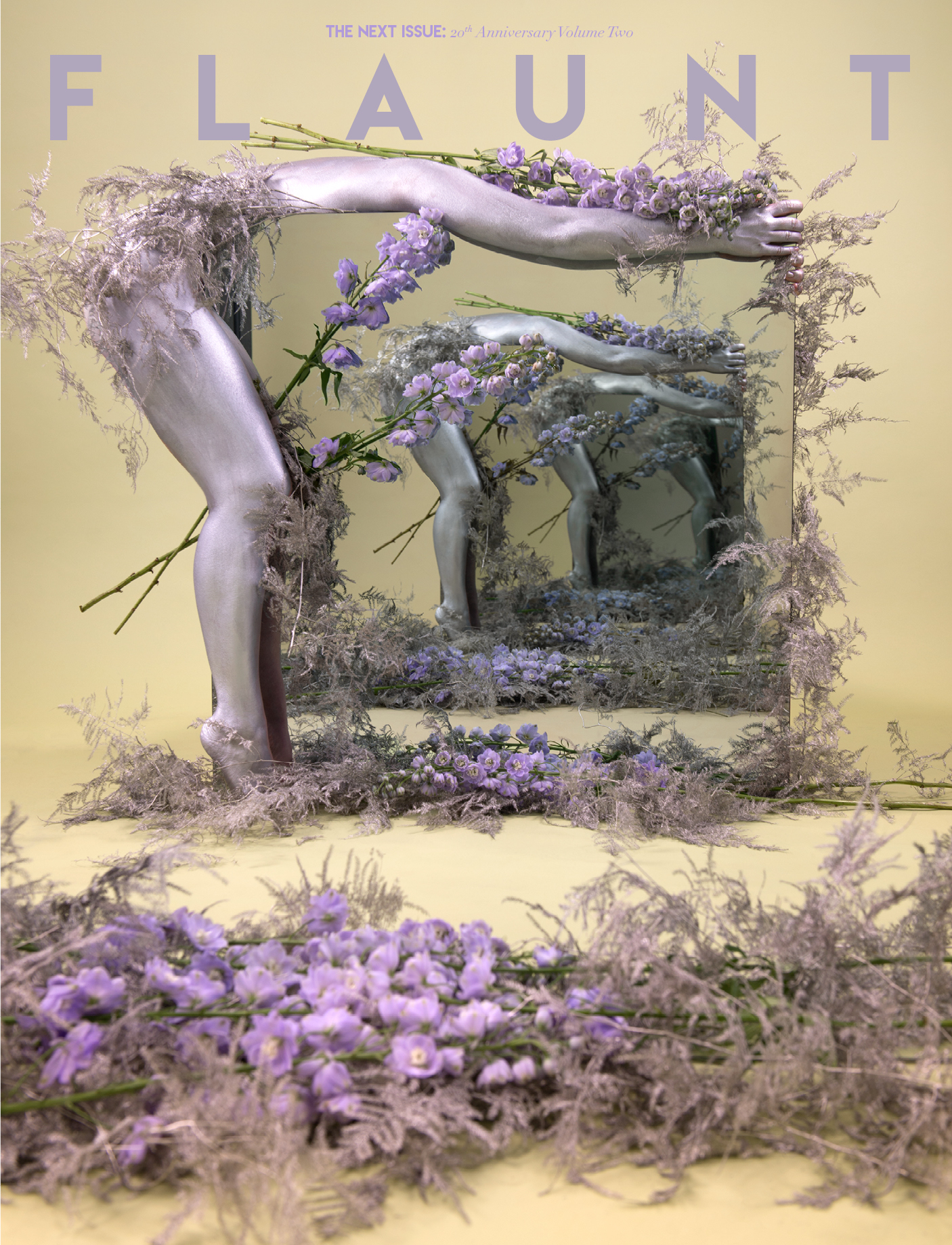 """SARAH MEYOHAS. """"SILVER SPECULATION"""" (2018). CHROMOGENIC PRINT. 40 X 60 INCHES. COURTESY OF THE ARTIST."""