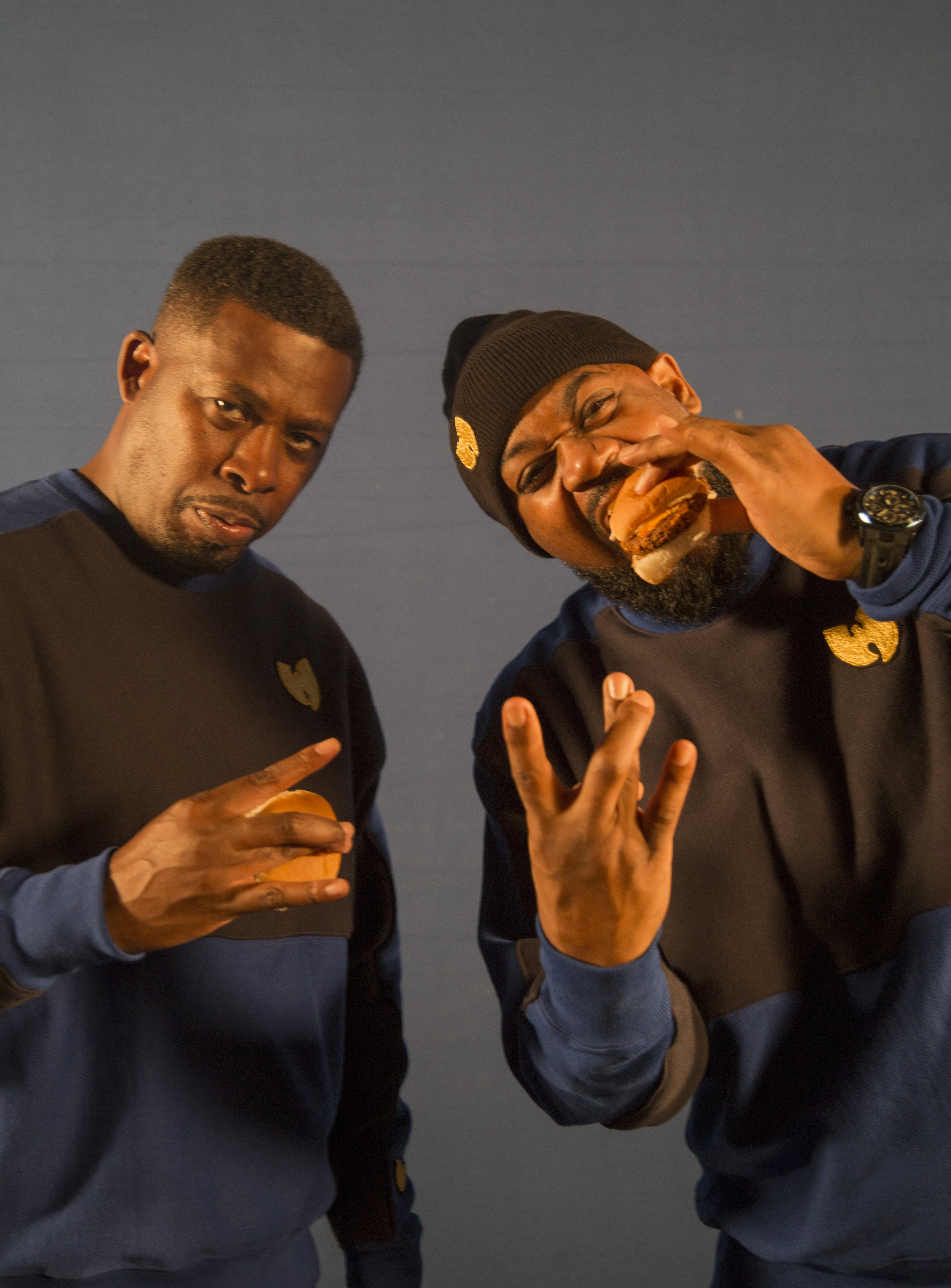 GZA & Ghostface, Photo Credit: Impossible Foods