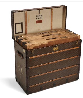 Custom trunk made for René Gimpel