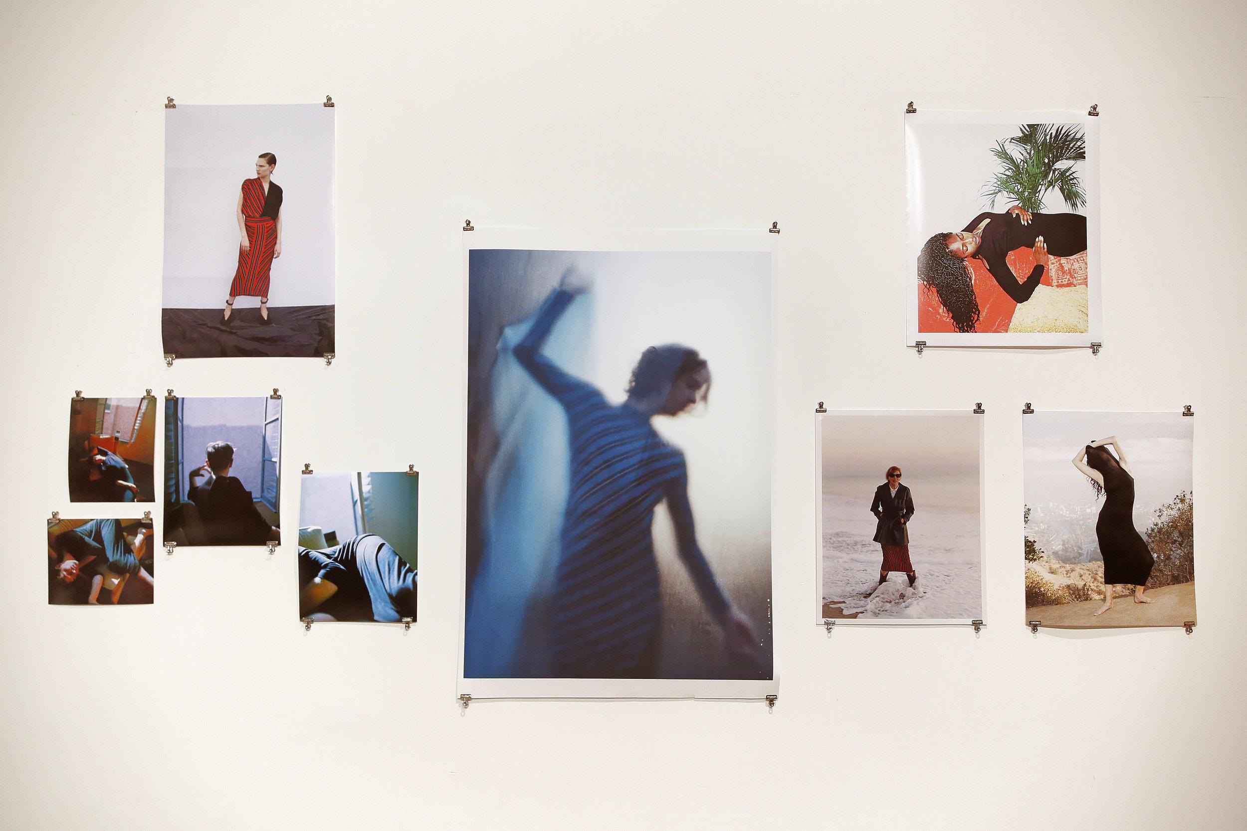 Photo by  Corey Cano . From left to right, photography by Bibi Cornejo Borthwick, Kanya Iwana, Drew Escriva, Grace Bukunmi, Lauren Ward, Maggie Shannon
