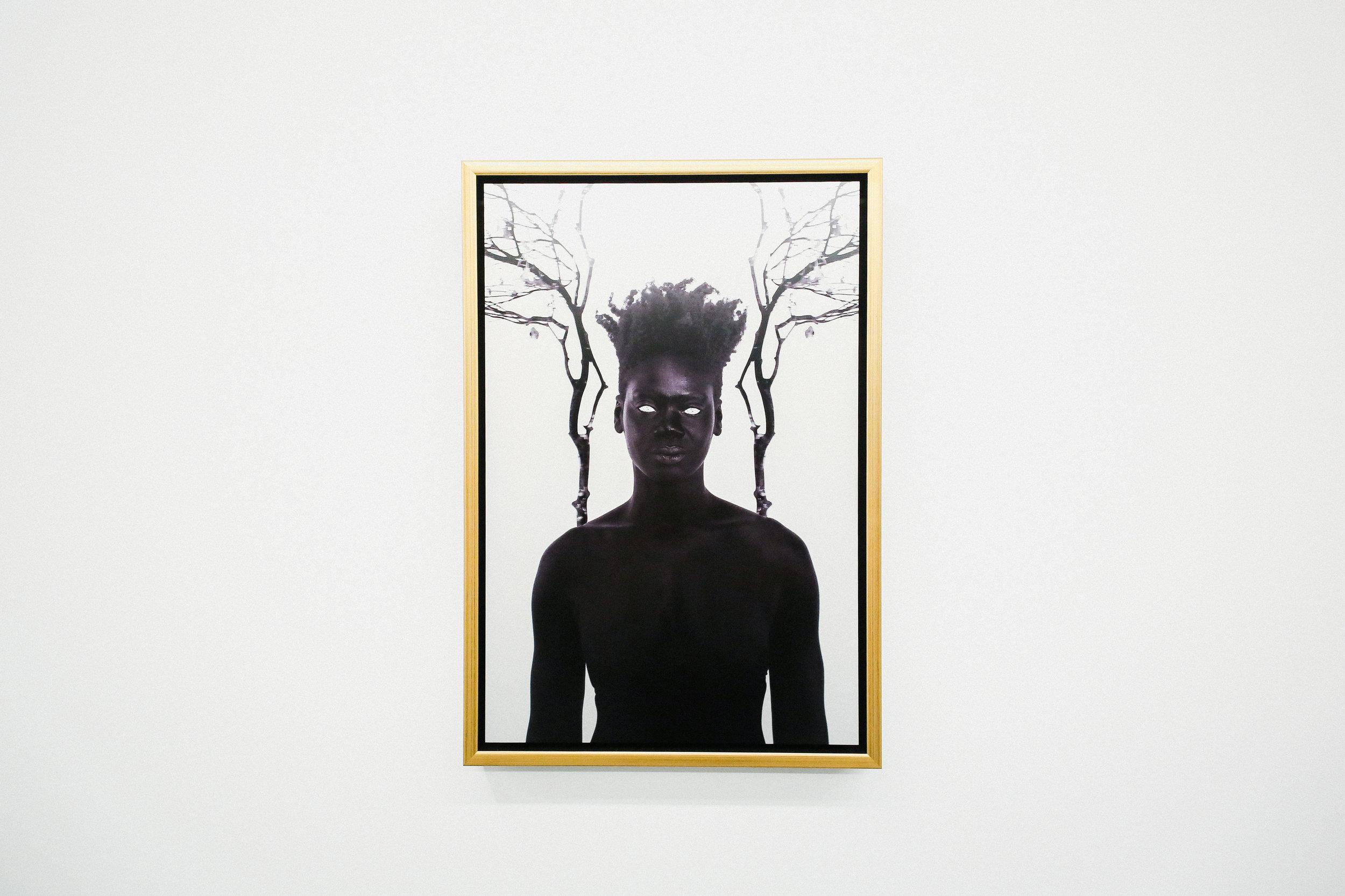 "Damon Davis  ""Darker Gods in The Garden of The Low Hanging Heavens"""