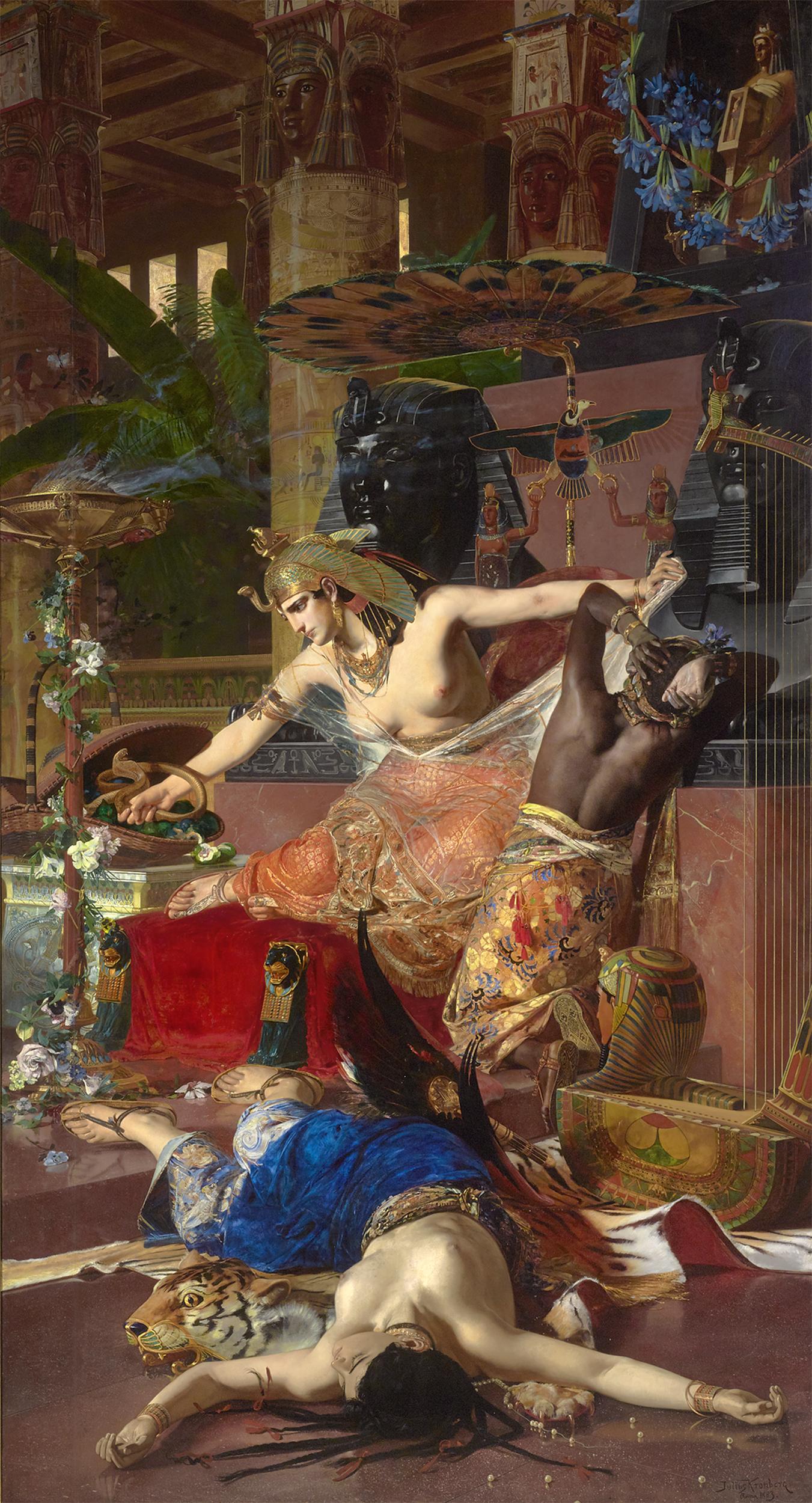 FLAUNT-MS Rau-Julius Kronberg- Cleopatra.png