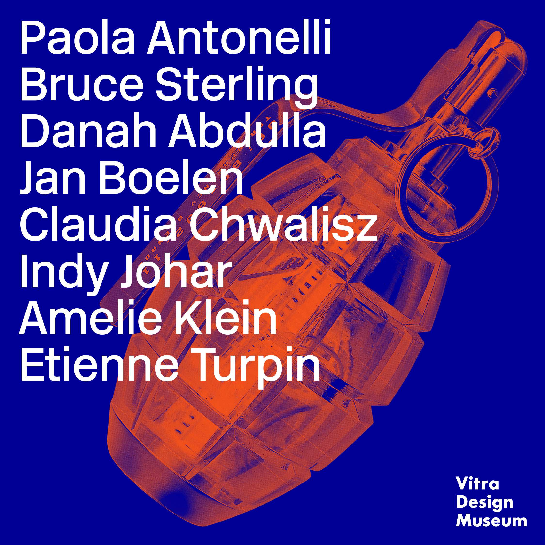 The Politics of Design poster.