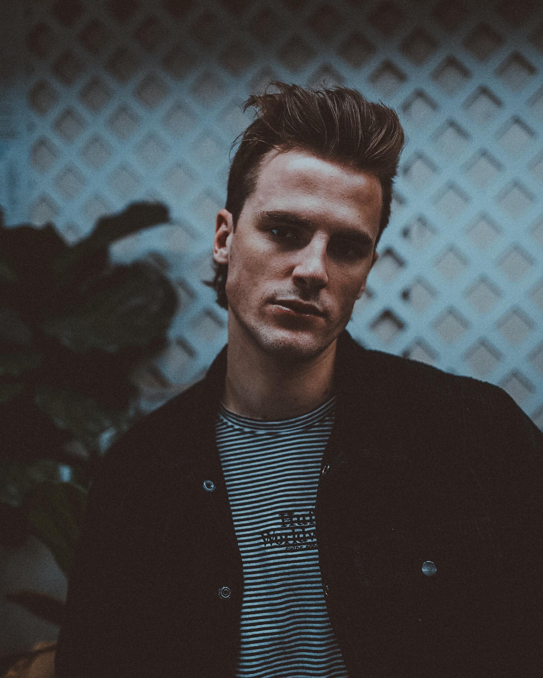 DEVAULT Wades Into Cool Dark Waters on JADE EP — Flaunt Magazine