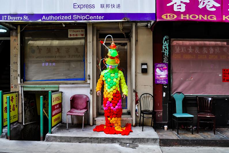 Aliens of Manila: New York Colony