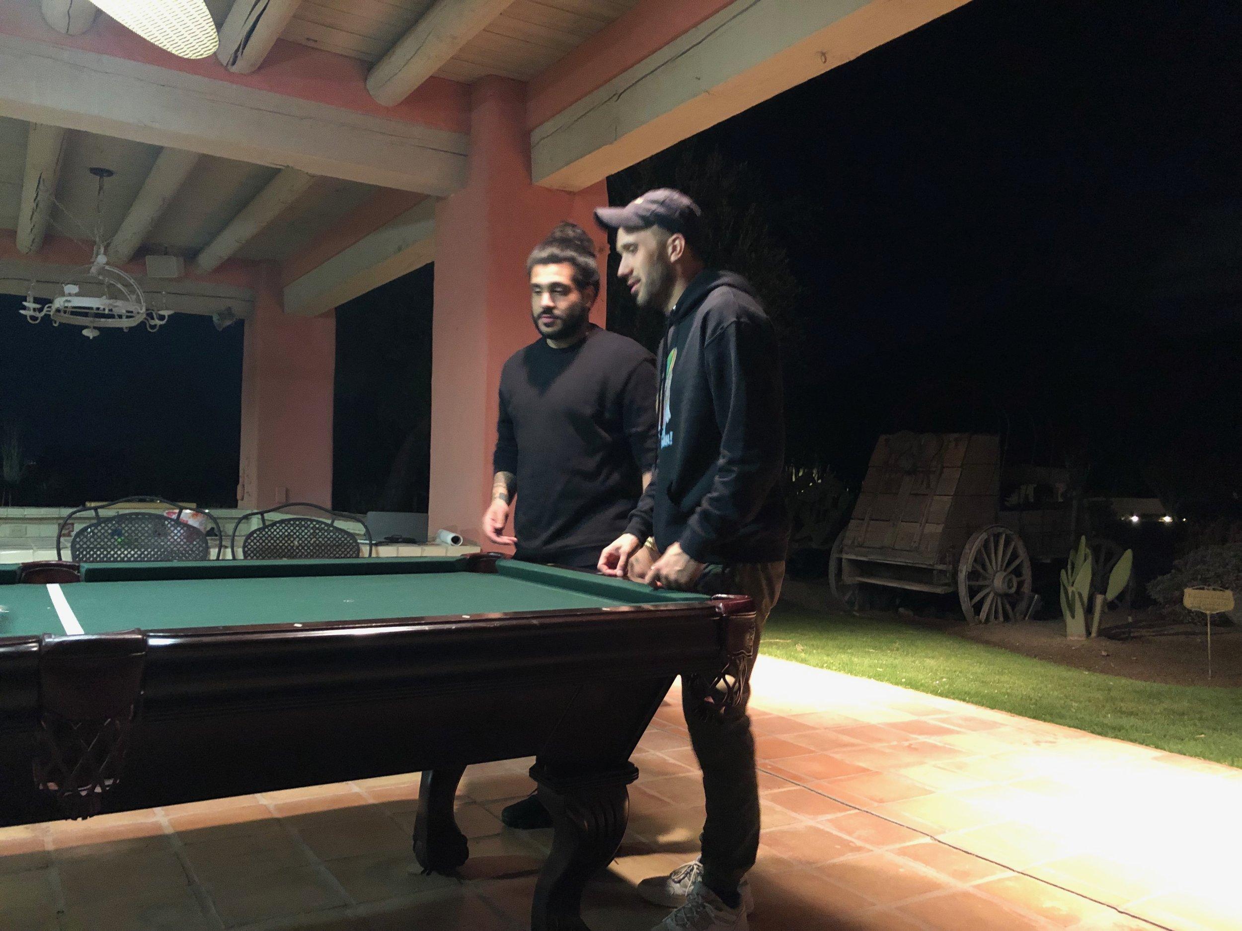 Brothers.  @eskeerdo