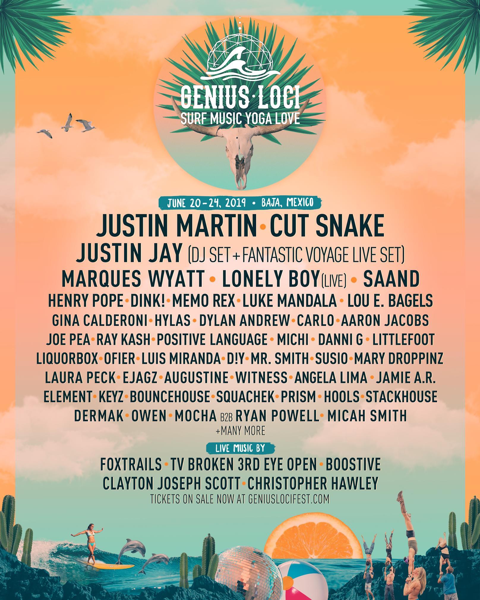 Genius Loci Festival 2019
