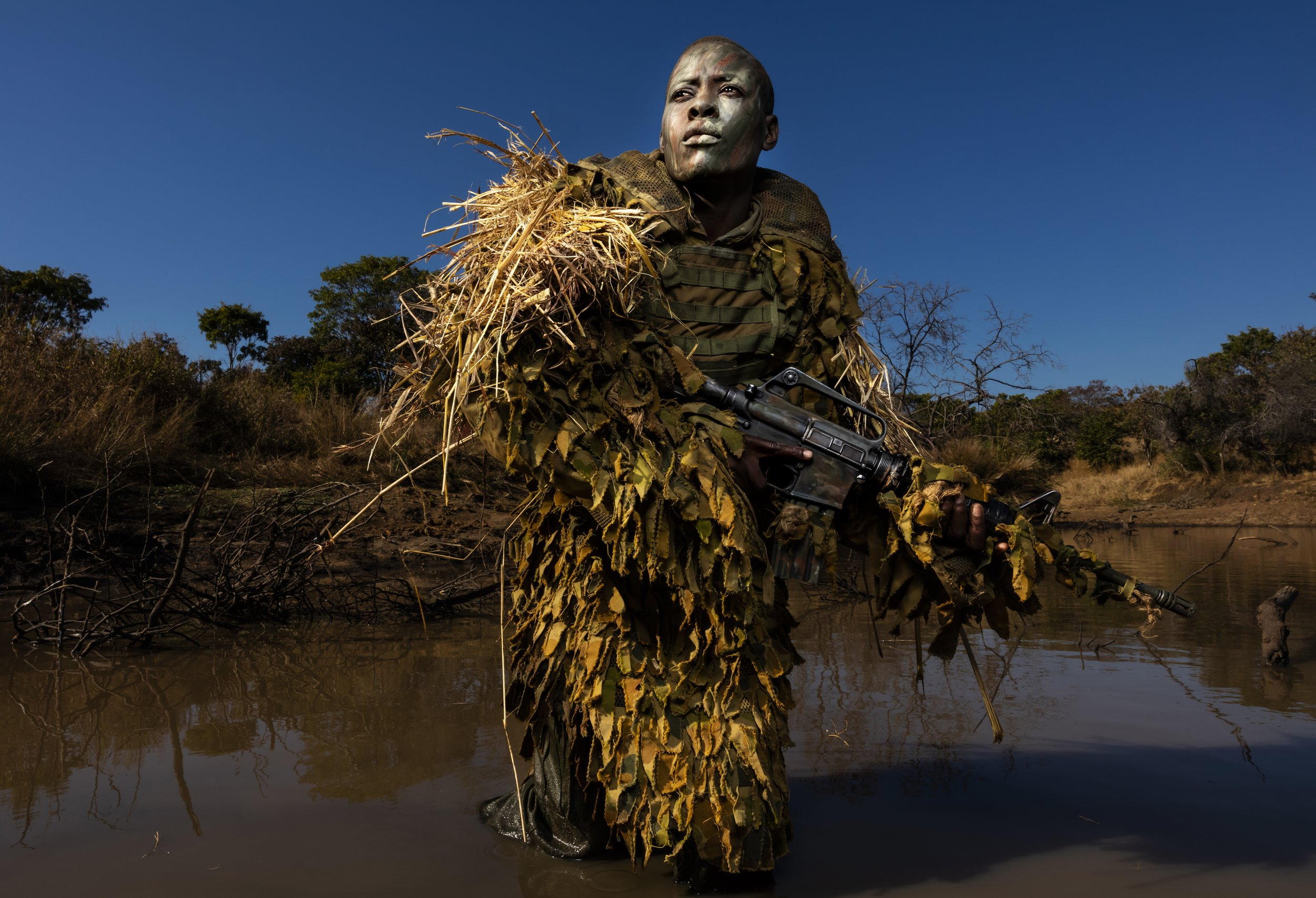 Akashinga - the Brave Ones  by  Brent Stirton , South Africa; Getty Images
