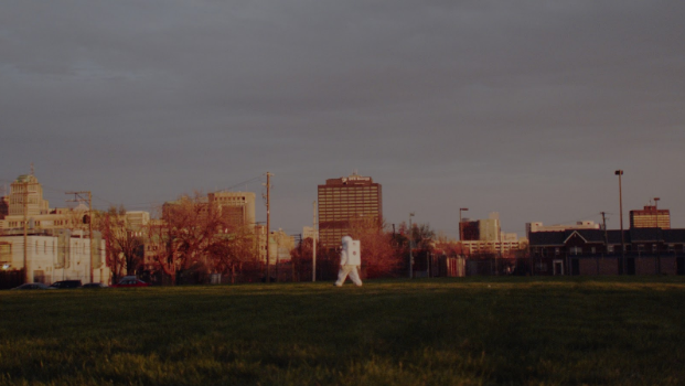 "Video Still from ""White Gemini"""
