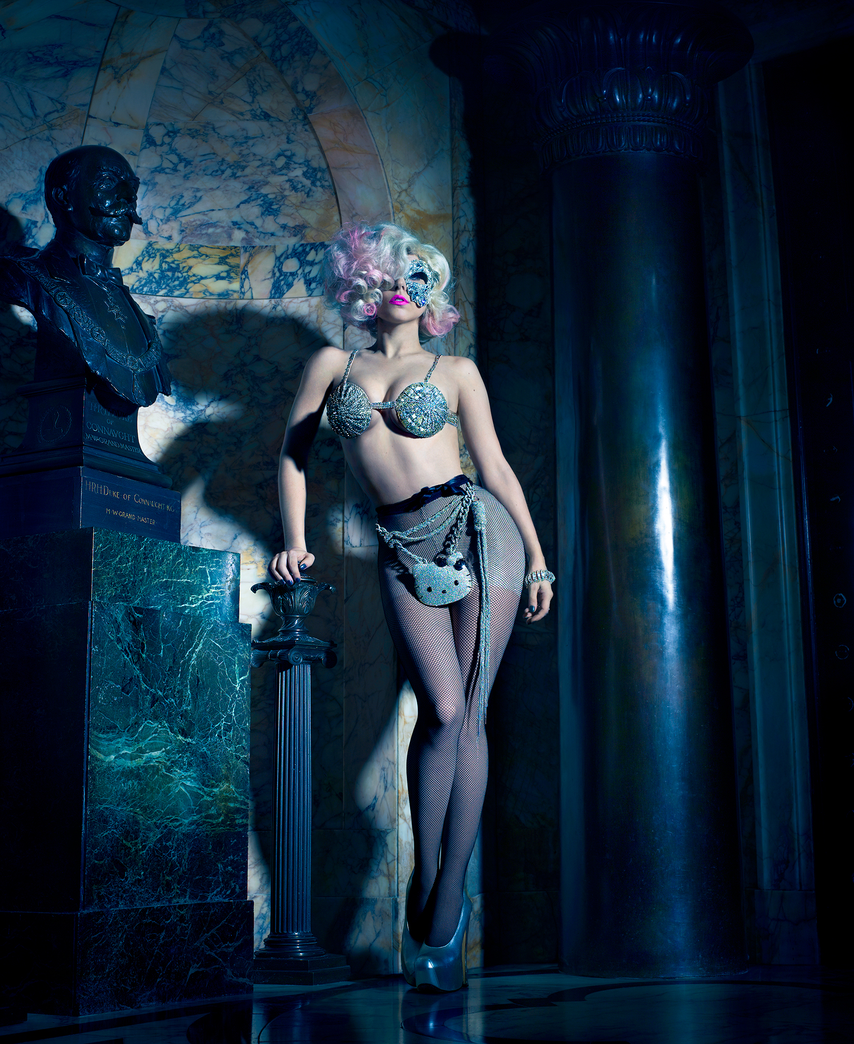 Lady Gaga,   Markus Klinko.