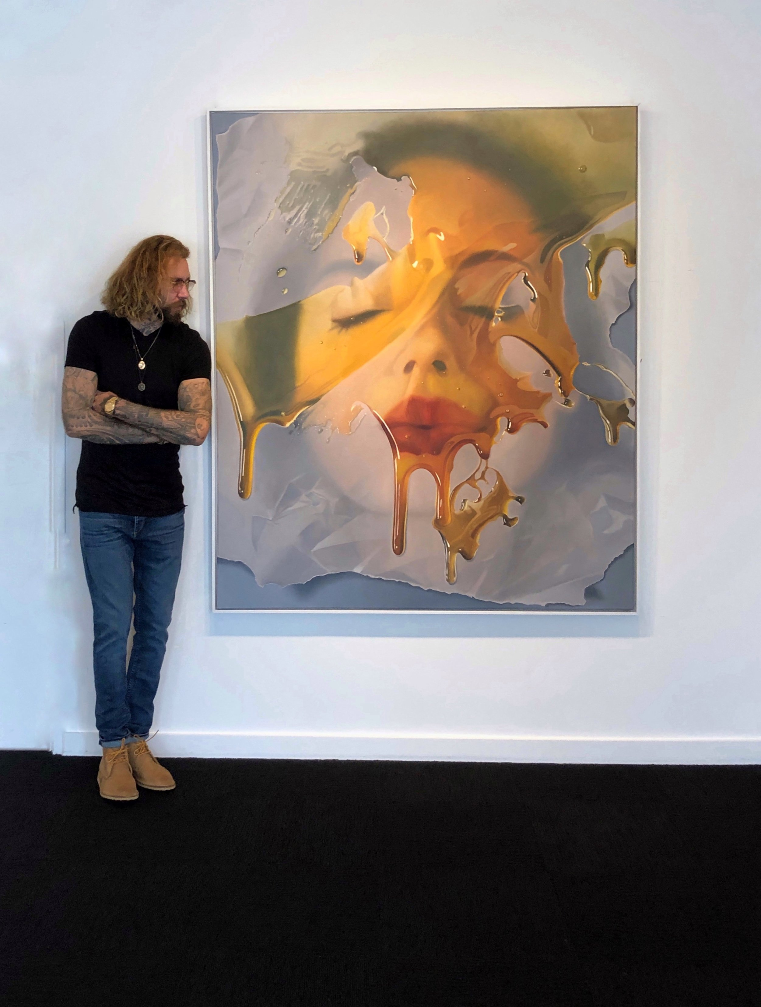 Mike Dargas with   Dream Perspective  .