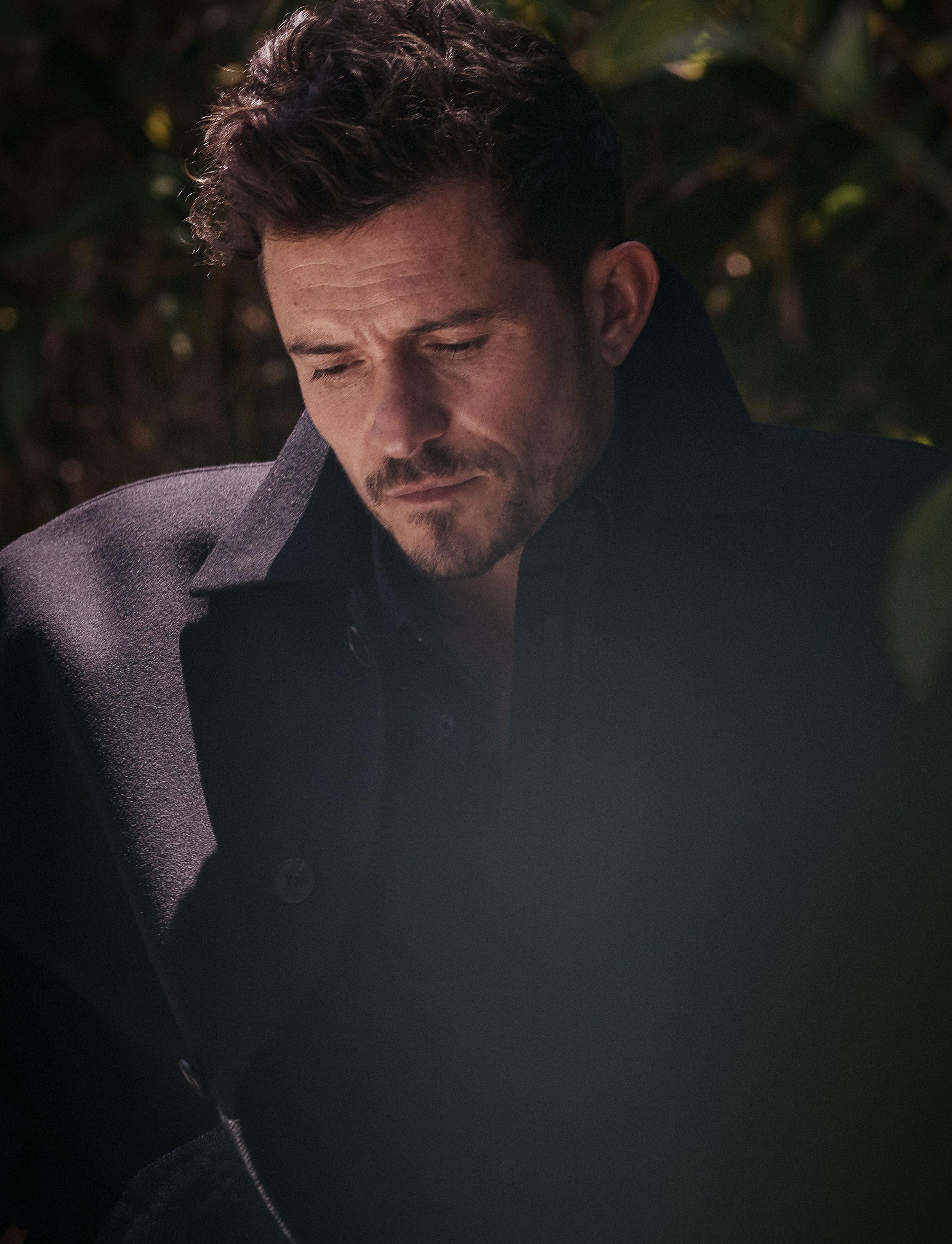 VALENTINO   coat and shirt.