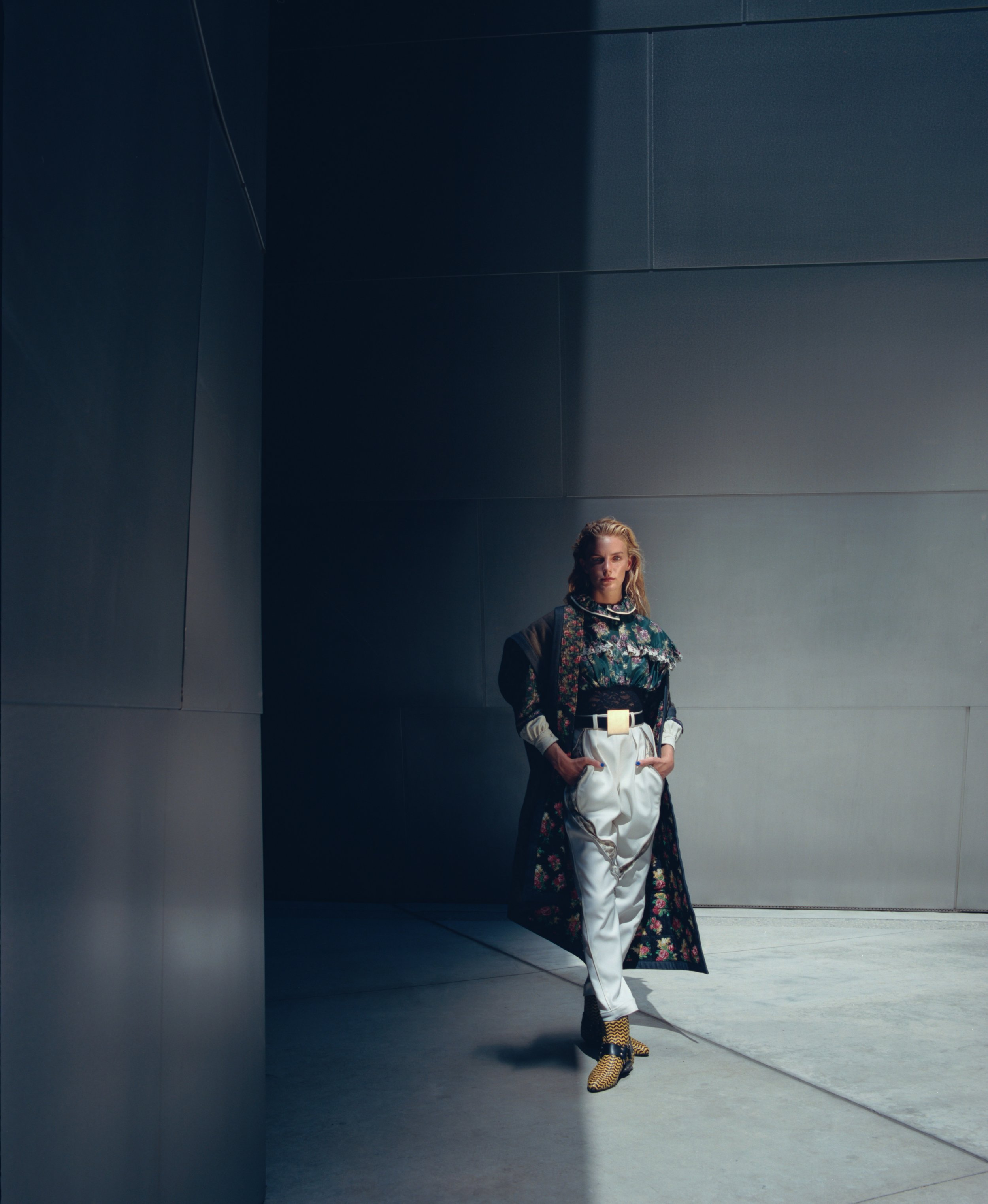 All clothing and accessories by   LOUIS VUITTON  .