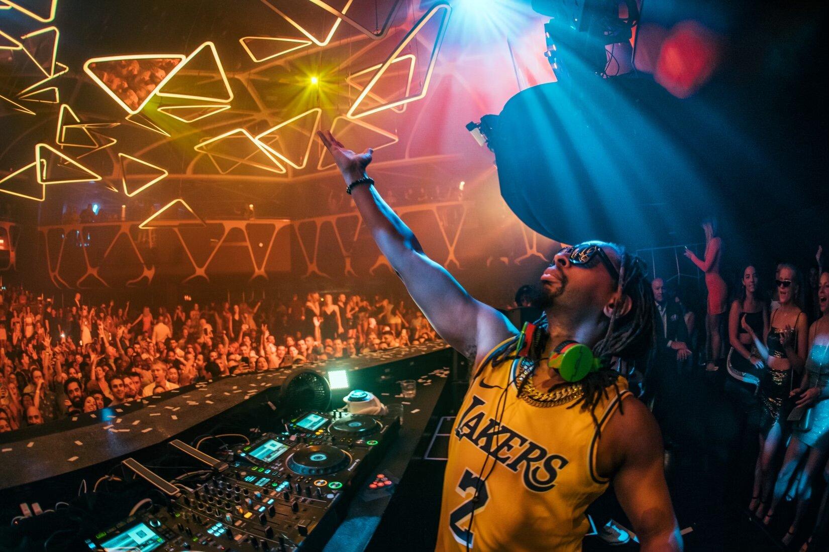 Lil Jon courtesy of Beatsource