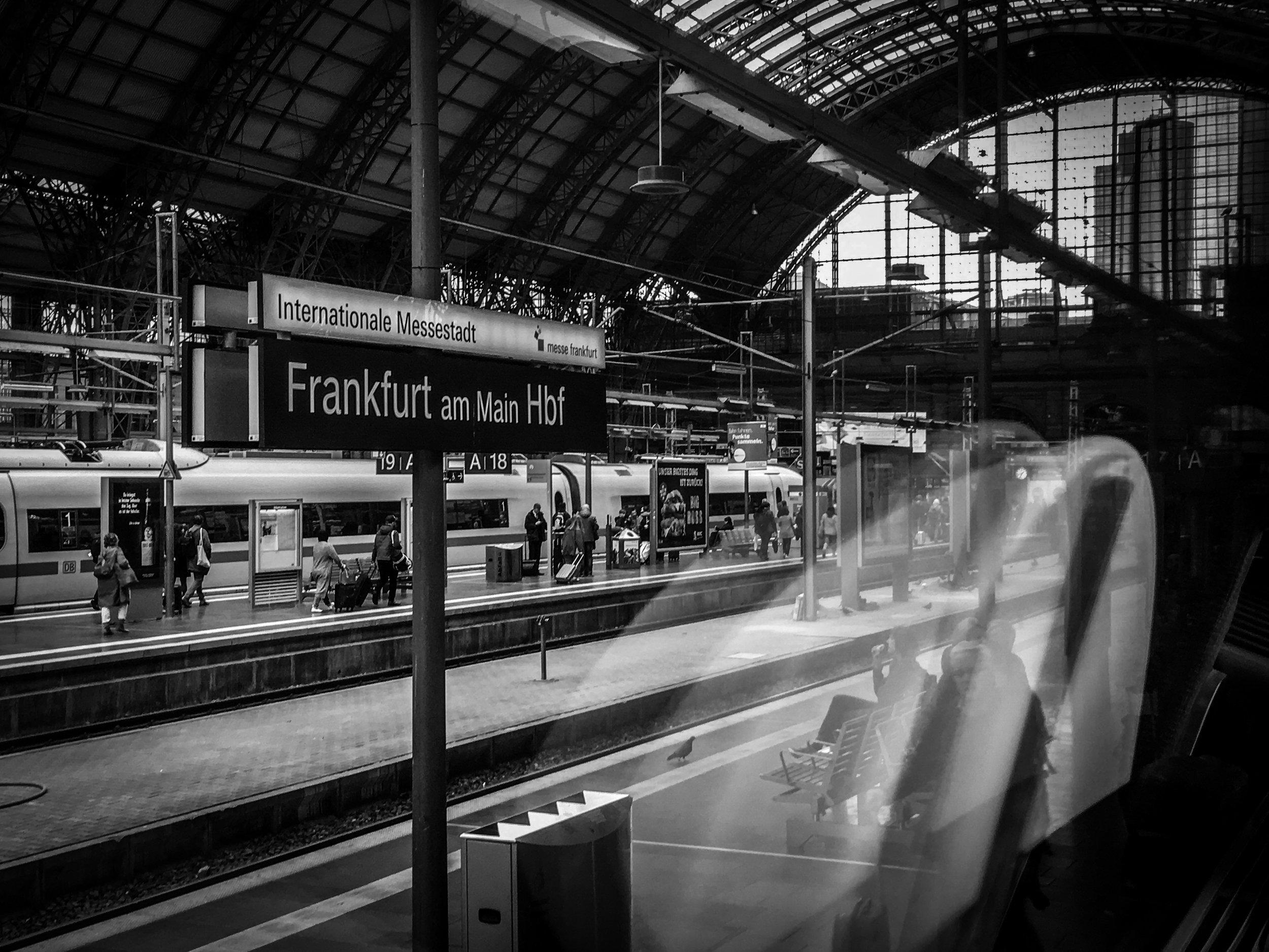 Frankfurt station