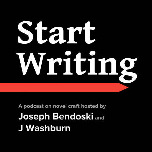 We are a podcast all about writing; from craft to marketing, we cover it all. - Have a listen