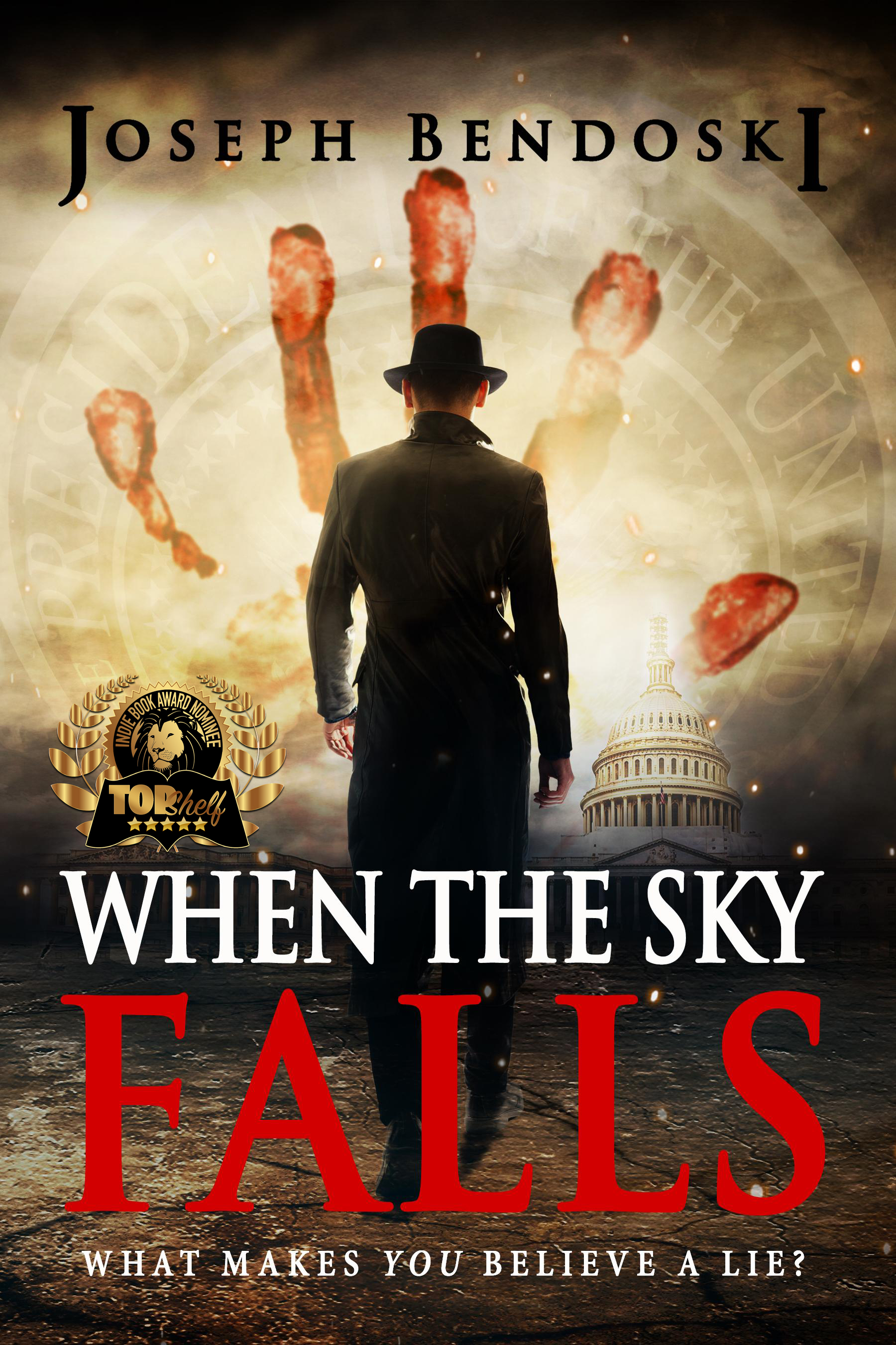 Final Digital eBook Cover 6x9 - RGB  - When The Sky Falls by Joseph Bendoski-page-001 wseal.jpg