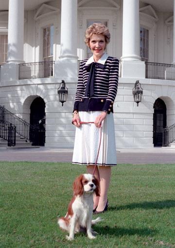 Photo: Ronald Reagan Presidential Library
