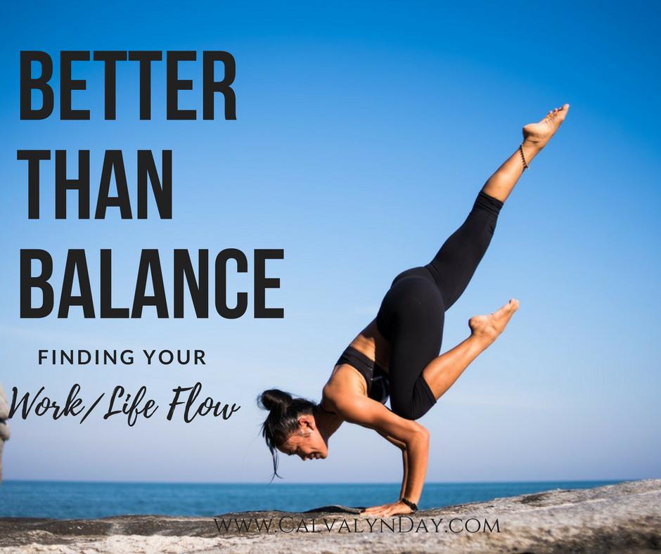 Better than Balance