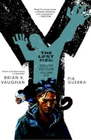 Y: The Last Man Book One by Brian K. Vaughan