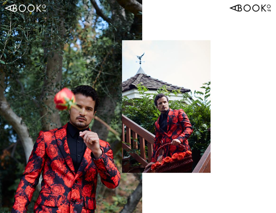 Suit  DI MODA ATELIER  | Shirt  HUGO BOSS  | Shoes  COLE HAAN