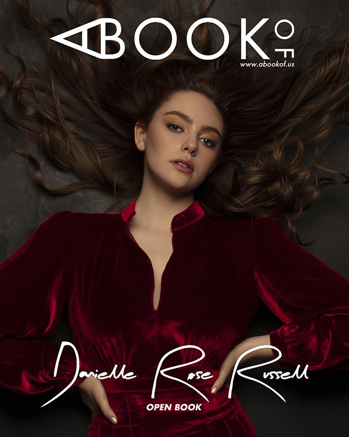 PHOTOGRAPHY:  MIKE RUIZ  (Velvet dress:  Raquel Diniz )