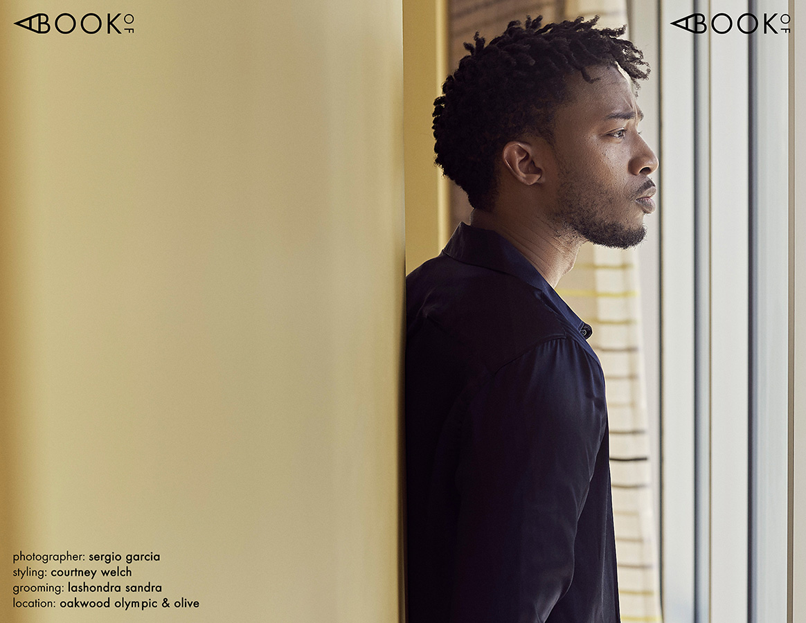 STYLING:  COURTNEY WELCH , GROOMING:  SIENREE , LOCATION:  OAKWOOD OLYMPIC & OLIVE