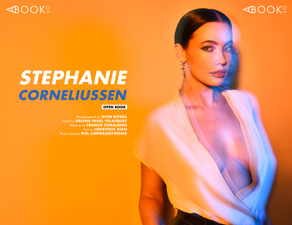 STYLING:  ARIANA PEARL VELASQUEZ , MAKEUP:  FRANCIE TOMALONIS , HAIR:  GENEVIEVE GIAN , PHOTO ASST;  PHIL LIMPRASERTWONG