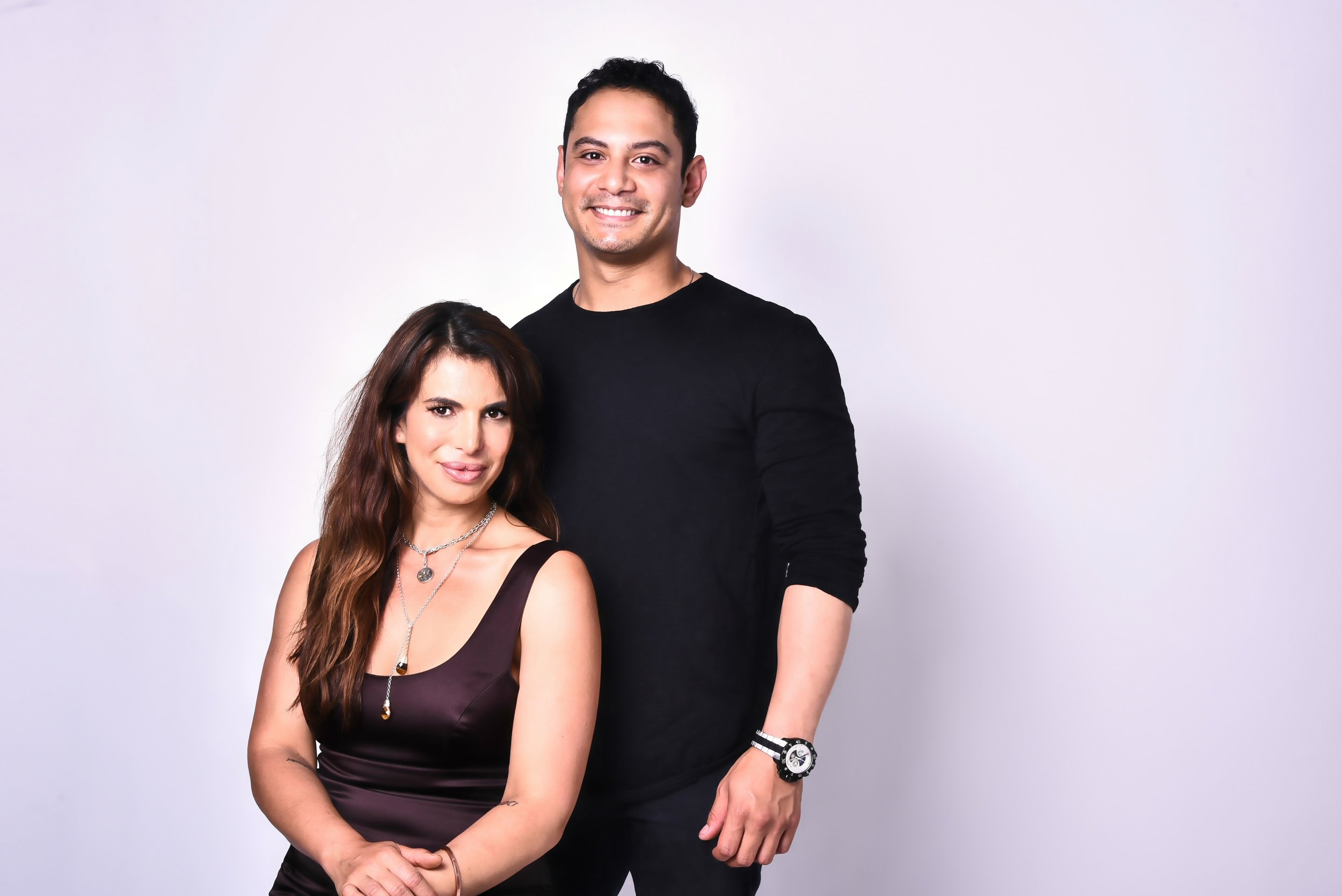 TImelaps Co Founders Andie Leon and Mike Westerband