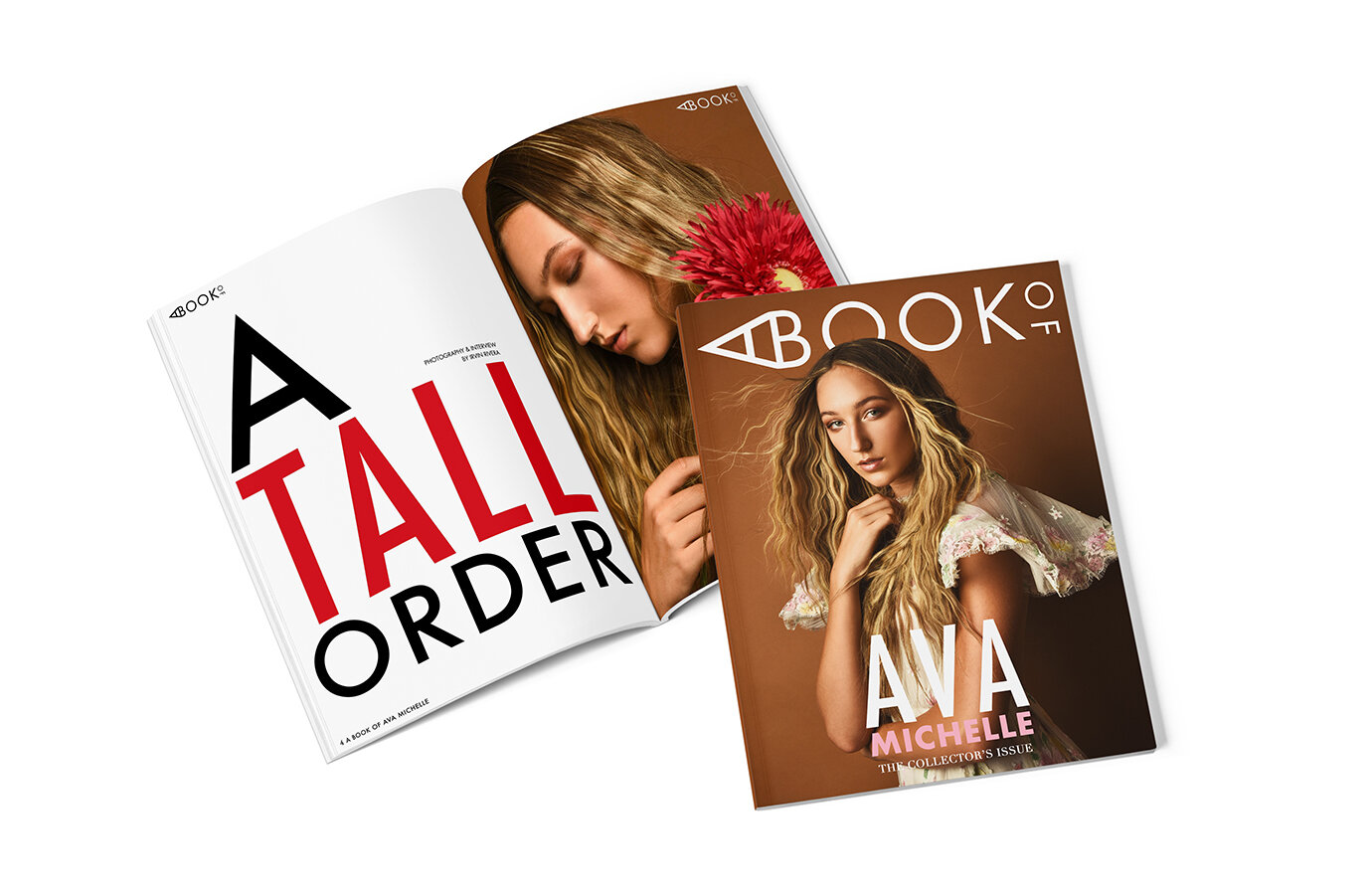 A BOOK OF AVA MICHELLE [THE COLLECTOR'S ISSUE]
