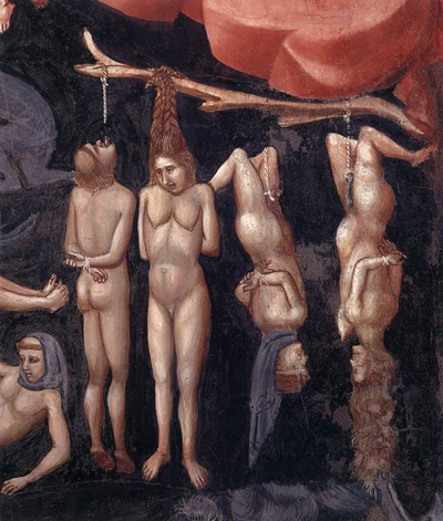Fig. 14 Giotto, Last Judgment (detail), 1305