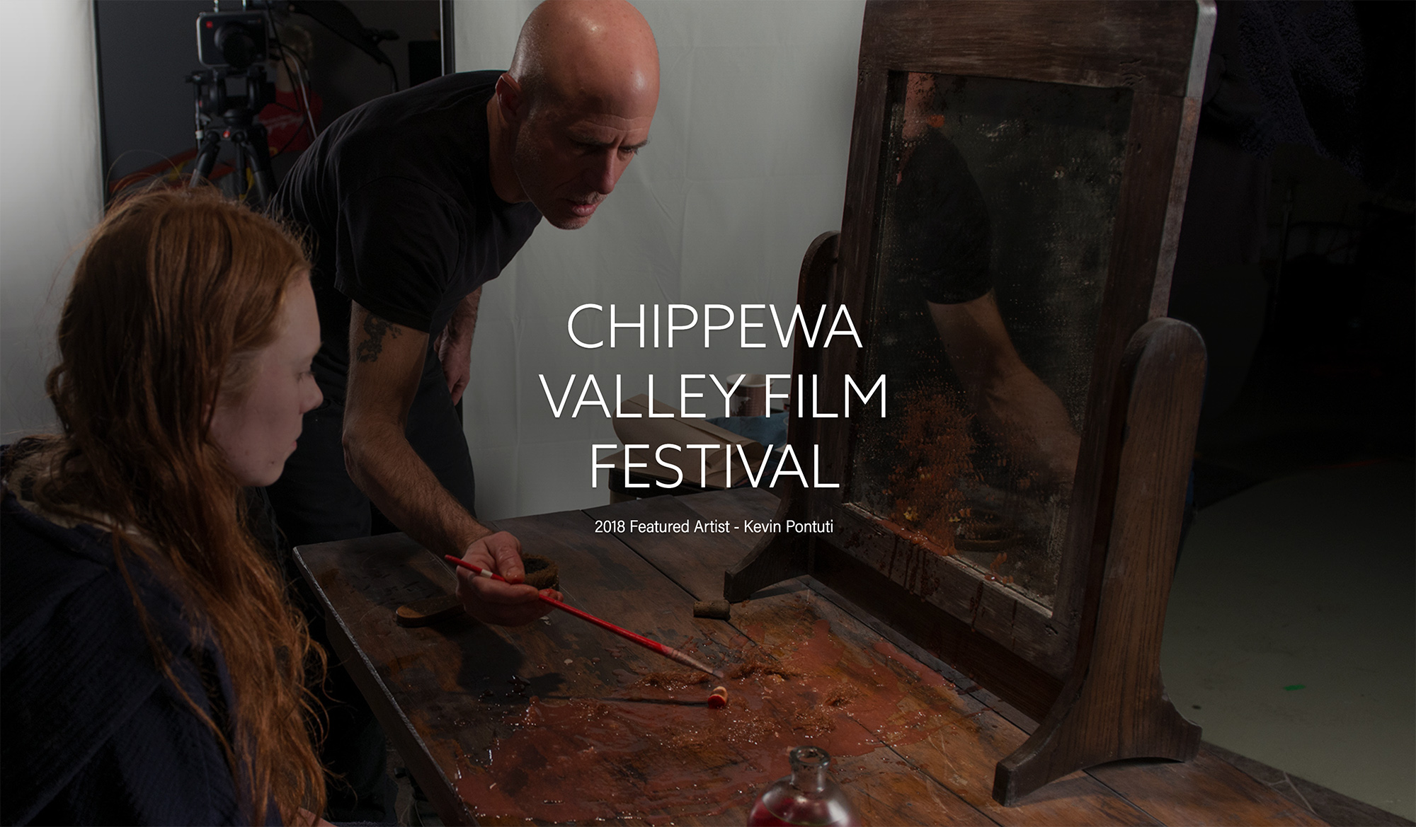 Filmmaker Kevin Pontuti to be featured at the 2018 Chippewa Valley Film Festival with a special screening and artist talk. Full Story