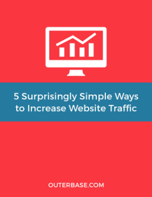 Ebook - Grow Website Traffic